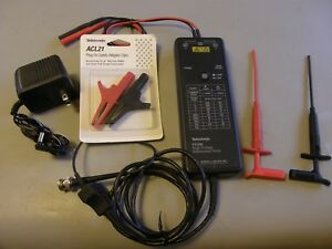 Tektronix P5200 High Voltage Differential Probe tested