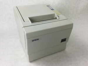 Epson Thermal Printer parallel Tm t88iii M129c Works Free Shipping