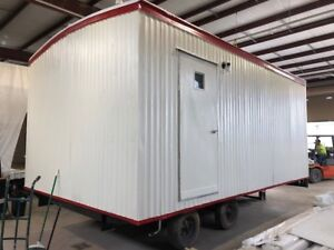 Used 12 X 24 Wide Open Mobile Office Atlanta