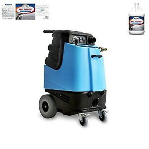 Mytee 1005dx Speedster Carpet Extractor And Four Cases Of Carpet Cleaner