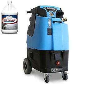 Mytee Ltd12 Speedster Carpet Extractor And Four Cases Carpet Extractor Cleaner