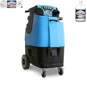 Mytee Ltd5 Speedster Carpet Extractor And Four Cases Of Carpet Cleaner