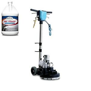 Mytee T rex Jr Total Rotary Extractor Two Cases Of Carpet Extractor Cleaner