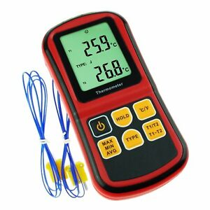 Thermometer Thermocouple K J T E R S N Type 238 3212 f Temperature