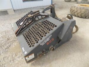 Bobcat Landscape Rake Rockhound Skid Steer 5b Attachment