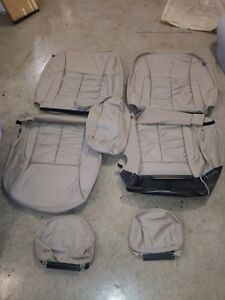 2000 2002 Ford Taurus Leather Seat Kit