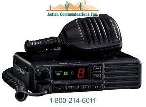 New Vertex standard Vx 2100 Vhf 136 174 Mhz 25 Watt 8 Channel Two Way Radio