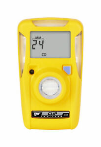 Bw Technologies By Honeywell Bw Clip Bwc2 m Single Gas Co Monitor