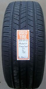 1 Pre Owned Used 235 55 17 Michelin Energy Saver A S Tire