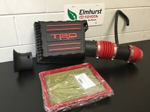 2014 2018 Toyota Tundra Sequoia 5 7 Trd Performance Cold Air Intake System Oem