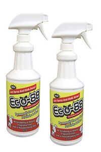 Eco 88 Pet Stain Odor Eliminator Spray Puppy Training Carpet Cleaning