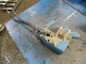 1986 Ford Tw 35 Series 2 Farm Tractor Lever Assembly