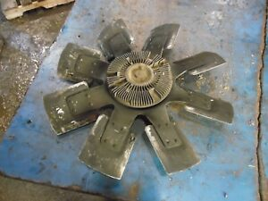 1986 Ford Tw 35 Series 2 Farm Tractor Fan Assembly