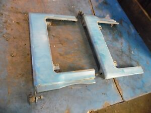 1986 Ford Tw 35 Series 2 Farm Tractor Panels