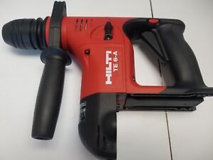 Hilti Te 6 a Cordless Rotary Hammer Drill Bare Tool Only