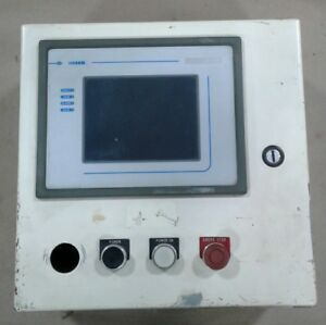 Uniop Ect 16 0045 Touch Screen Interface Panel With Cabinet 053tw