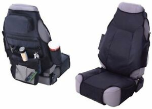 Smittybilt Katch All Front Seat Pair Covers Organizers 76 2018 For Jeep Cj Tj Yj