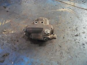 1986 Ford Tw 35 Series 2 Farm Tractor Hydraulic Part 6