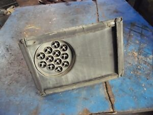1986 Ford Tw 35 Series 2 Farm Tractor Air Box