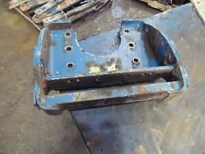1986 Ford Tw 35 Series 2 Farm Tractor Draw Bar Cradle