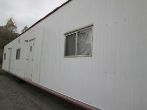 Used 2005 24 x60 Doublewide Mobile Trailer Office S 576105a b Kc