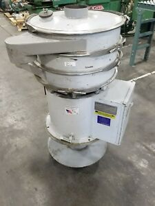 Midwest Gyra vib Screen Seperator Vibratory Parts Feeder Me24c4 4 4 3177sr