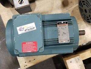 Reliance 2hp P14a5705m wu Electric Motor 3 Phase 3050sr