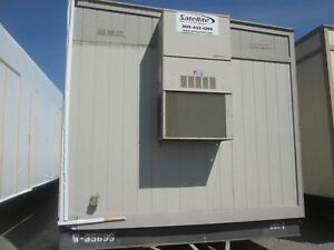 Used 2007 24 x64 Doublewide Mobile Office Trailer S 35699 700 Kc
