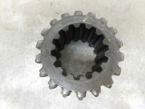 John Deere 720 730 Tractor Sliding Gear Shaft Drive Gear F2621r 11814