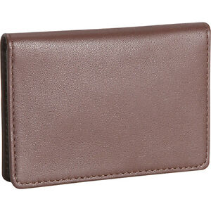 Royce Leather Men s Business Card Case Coco Business Accessorie New