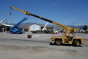 Broderson 8 5 Ton Ic 80 1d Carry Deck Crane