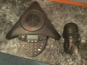 Polycom Soundstation 2 Analog Conference Phone Expandable
