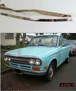 New Genuine Datsun 520 521 Pickup Truck Surround Radiator Grille Upper