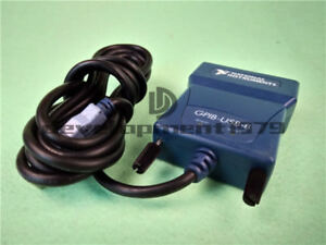 National Instruments Ni Gpib usb b Interface Adapter Tested