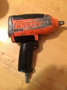Snap On Tools Mg725 Super Duty 1 2 Drive Impact Air Wrench