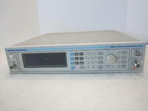 Marconi Instruments 2024 9khz 2 4ghz Signal Generator