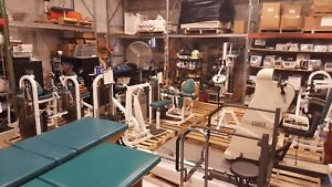 Physical Therapy Outpatient Rehabilitation Center Gym Equipment