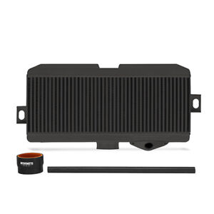 Mishimoto Top Mount Intercooler Tmic Black Core W Black Hose For 08 14 Sti