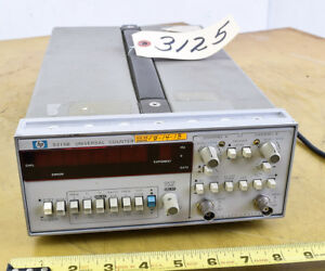 Hp Model 5315b Universal Counter ctam 3125