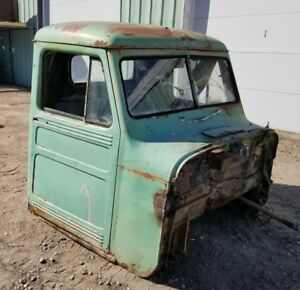 1940 S 1950 S Willys Jeep Pickup Truck Cab Doors Shipping Included