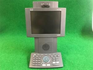 Cisco 7980 Cp 7985g Unified Ip Business Video Conference Phone Tandberg