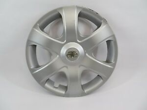 10644 Matrix 09 10 2010 Oem 16 Center Wheel Cover Piece Hubcap Hub Cap