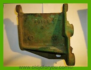 F816r john Deere G Generator Bracket repaired But Looks Good And Affordable
