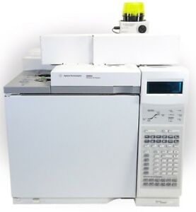 Hp agilent 6890n g1540n Gc gas Chromatograph W Flame Photometric Detector
