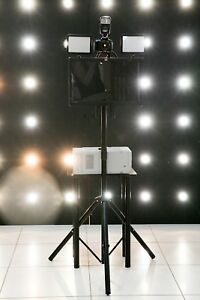 Portable Photo Booth Stand