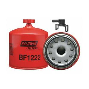 Baldwin Filters Bf1222 Fuel Water Separator Spin On With Drain
