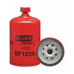 Baldwin Filters Bf1226 Fuel Water Separator Spin On With Drain
