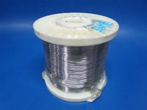New Spool Of 304 Stainless Steel 0250 Welding Wire 29 Lbs