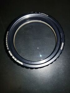 Wild F 200mm 382162 Objective Lens For Surgical Microscope