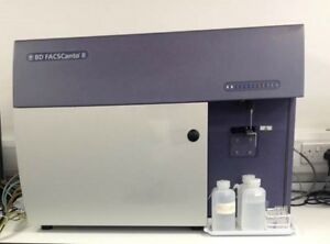 Becton Dickinson Facscanto Ii 2 Laser Flow Cytometer